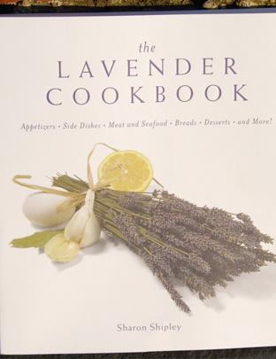 The Lavender Cookbook